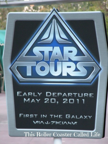 Star Tours The Adventure Continues Preview Event