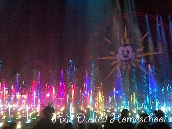 Destination Disney – U, V, and W are for…