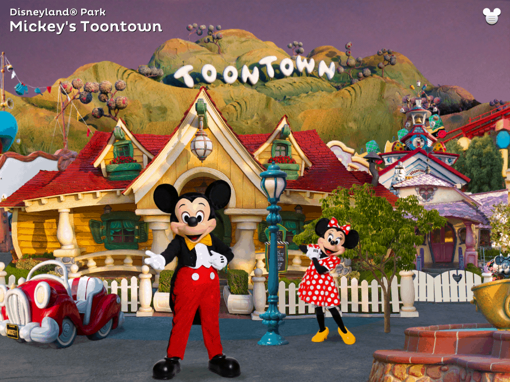 Mickey s toontown this roller coaster called life