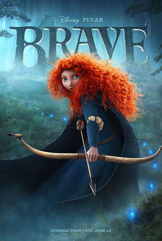 Waiting on Pins and Needles for Brave and The Muppets
