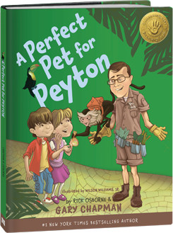 A Perfect Pet for Peyton – Book Review