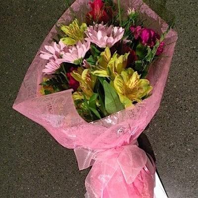 Birthday Flowers – Wordless Wednesday