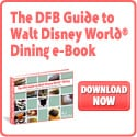Choosing What to Eat at Walt Disney World