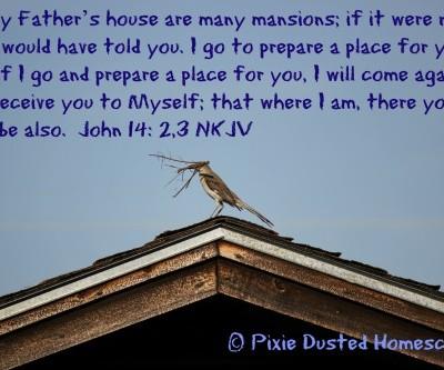 Prepare You a Place