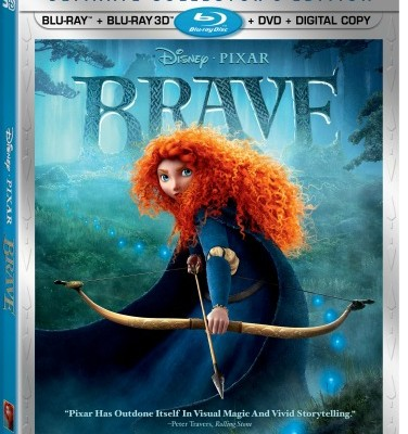 Brave Blu-Ray Combo Set {Review}