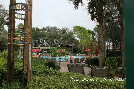 Dreaming of Swimming at Walt Disney World