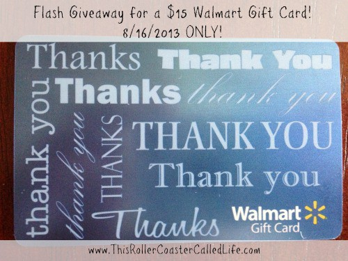 Walmart Gift Card Flash