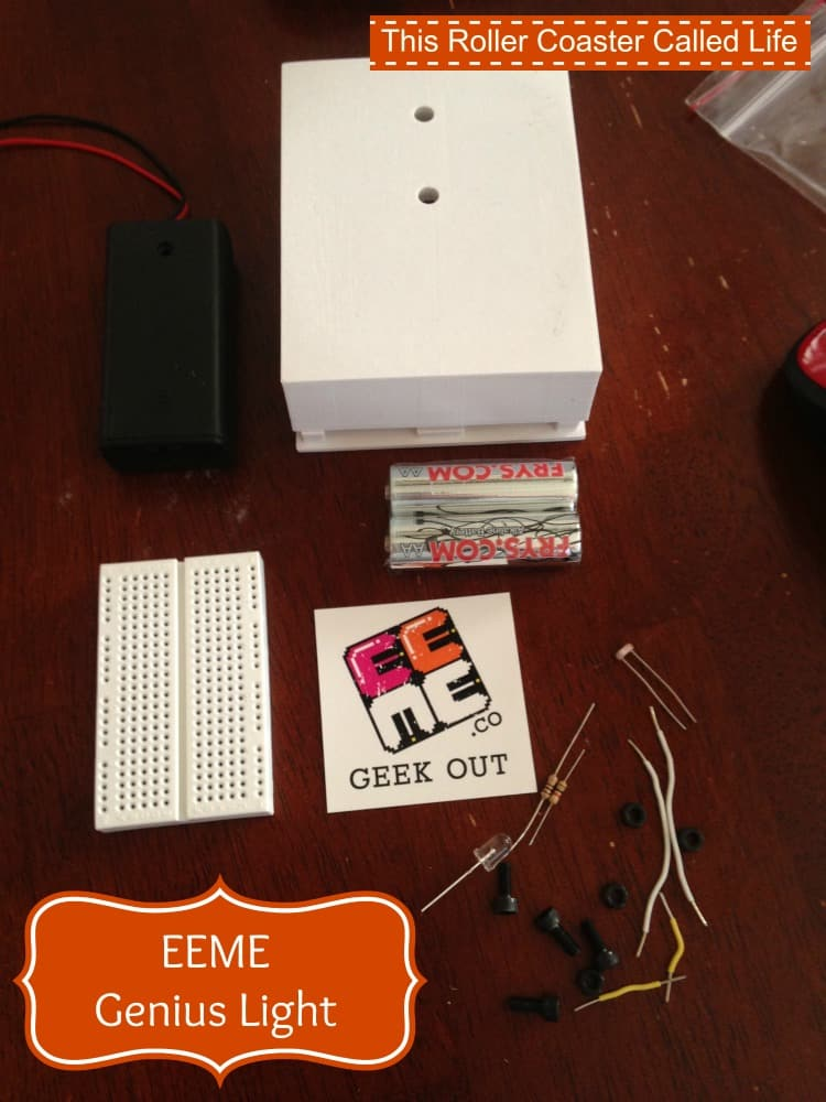 EEME Light Project Parts