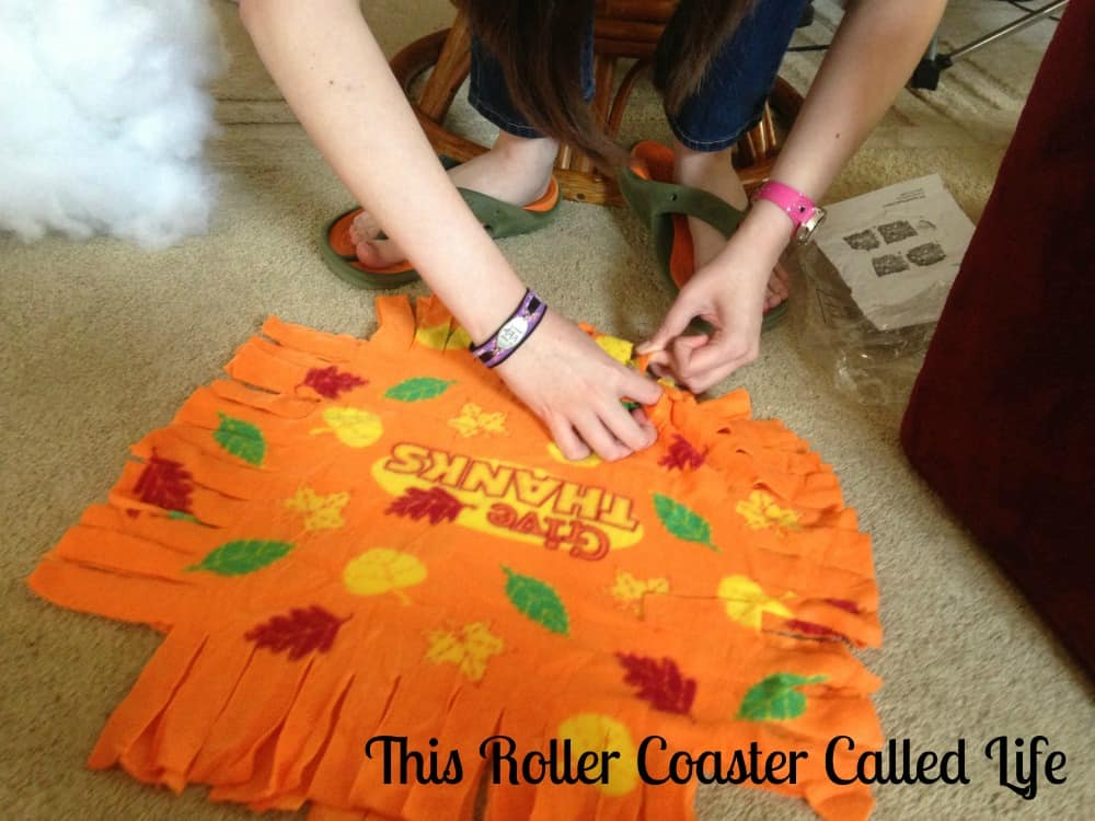 Fall Crafts at Oriental Trading