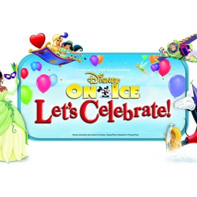 Disney on Ice – Let's Celebrate!