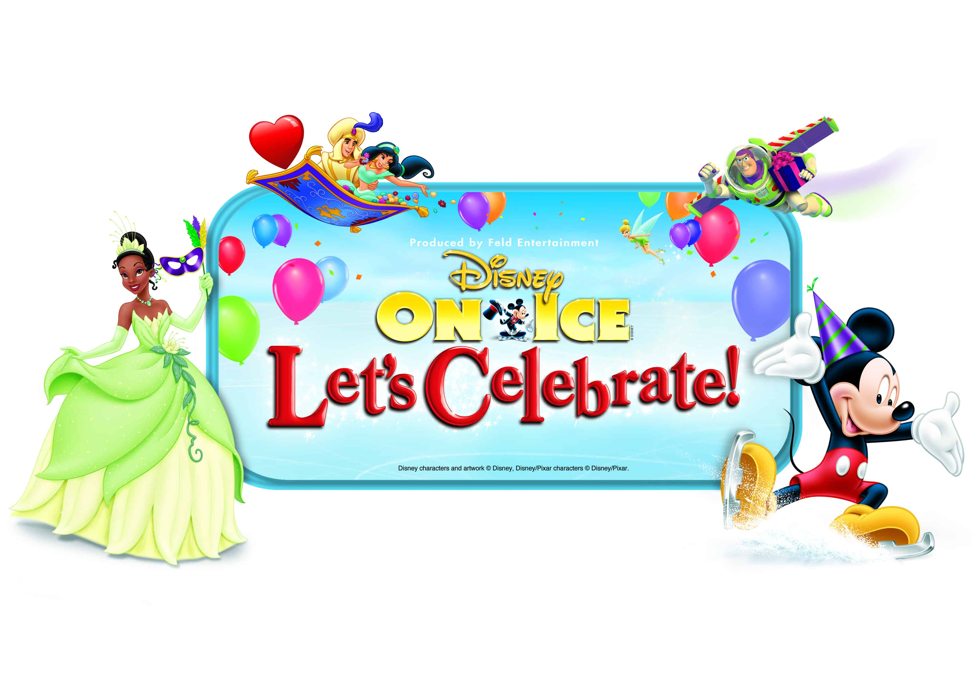 Disney on Ice – Let's Celebrate!