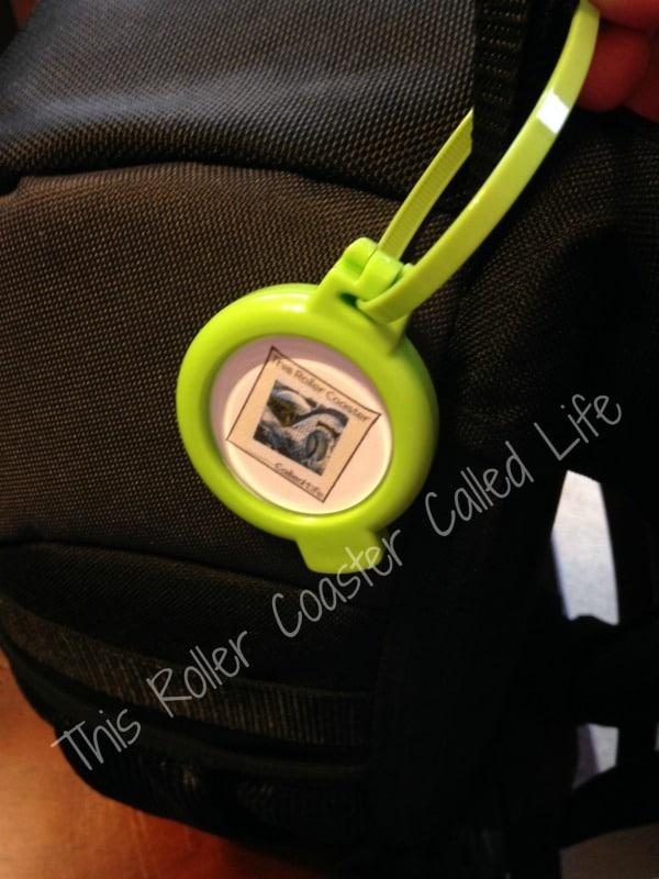 SwaggerTag On Bag