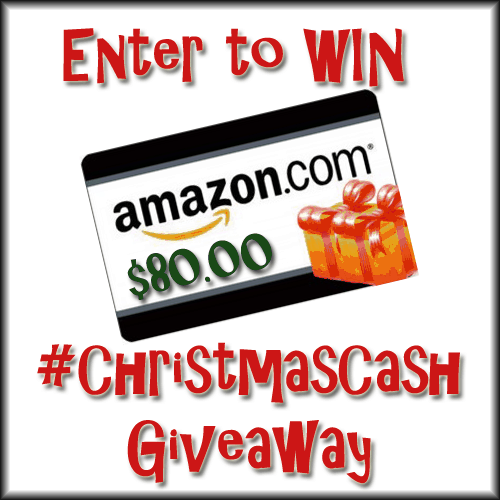 Week 2 of the #ChristmasCash Giveaway