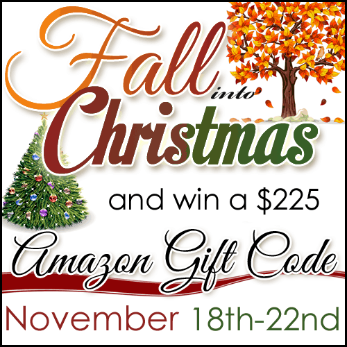 FLASH Giveaway As We Fall Into Christmas