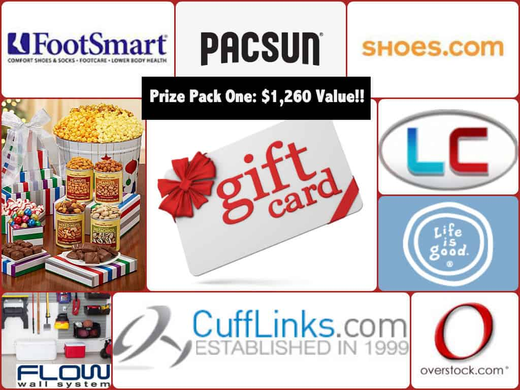 Promotional Codes Black Friday Giveaway