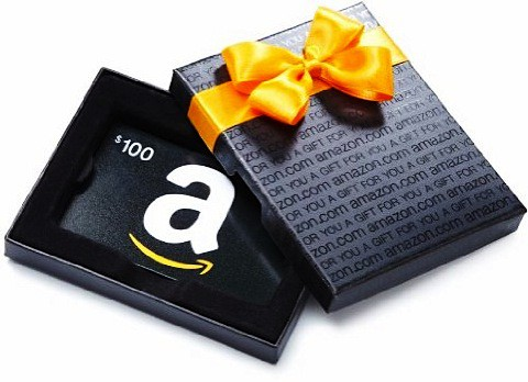 $100 Amazon Gift Card for #ChristmasCash