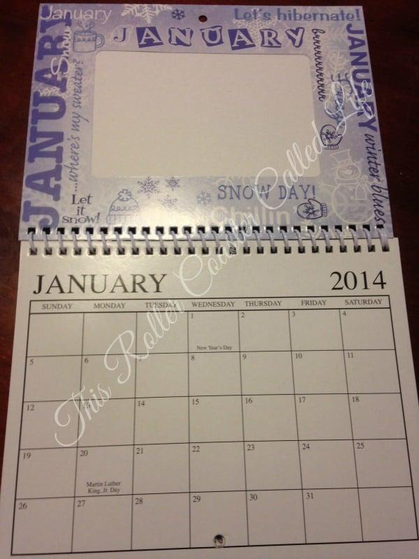 Customizable Calendar