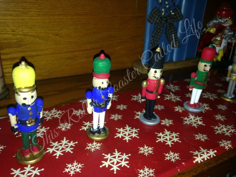 Finished Nutcrackers