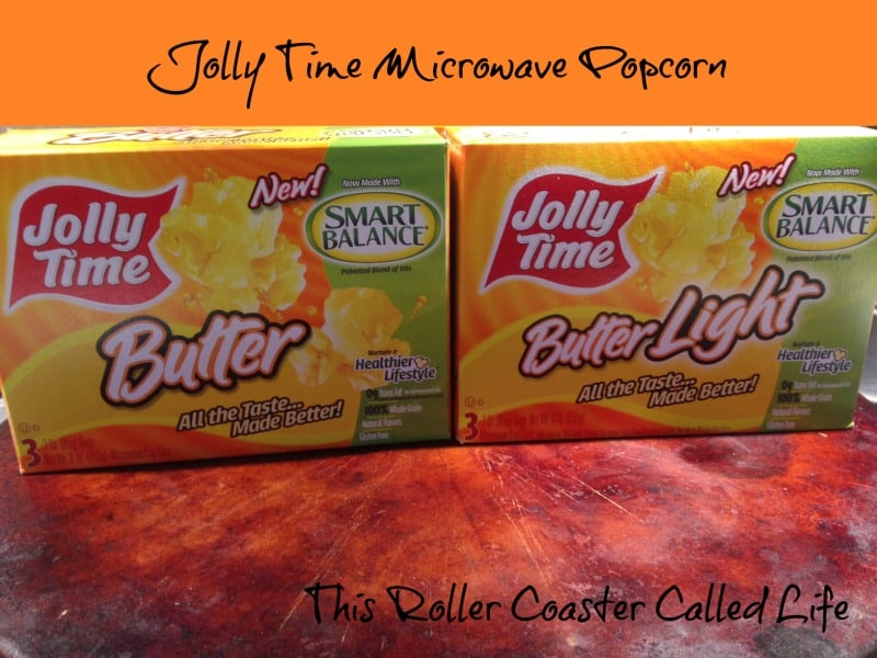 Jolly Time Popcorn and a Movie