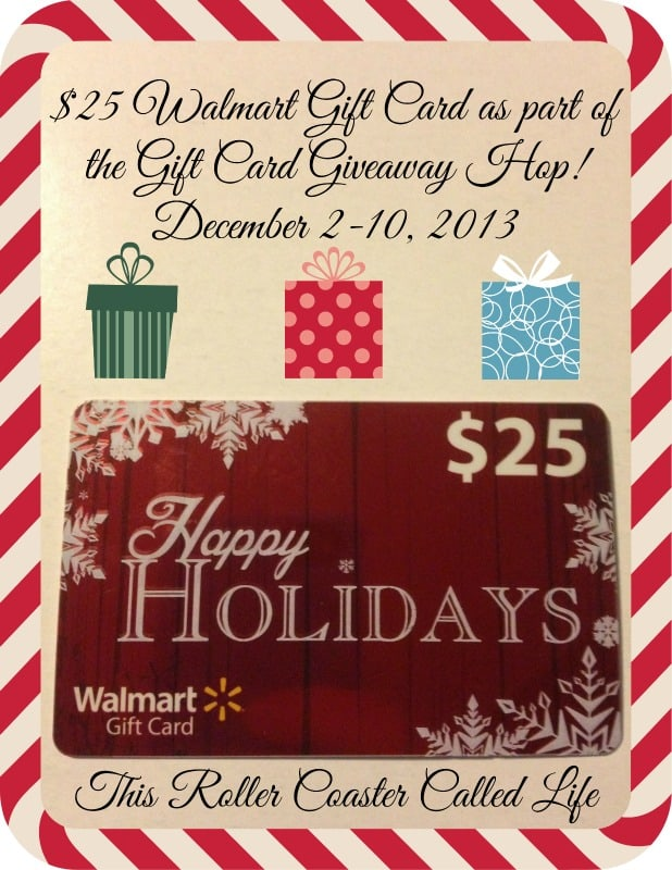 Gift Card Giveaway Hop