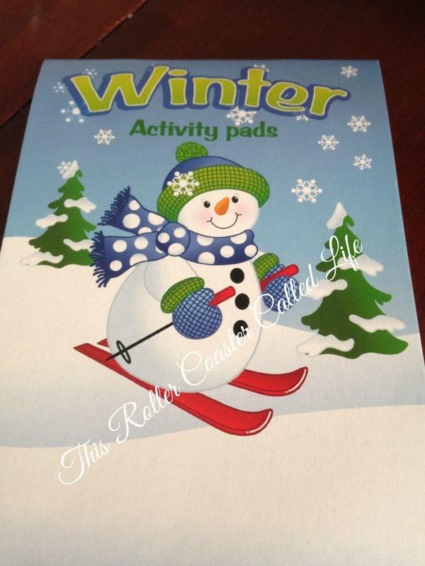 Winter Activity Pad