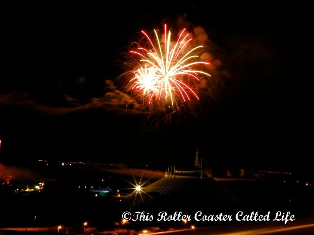 Walt Disney World Fireworks 1