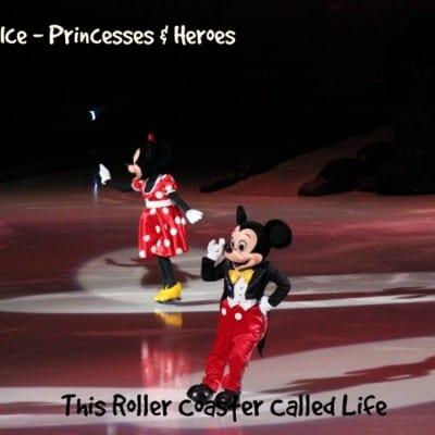 Disney On Ice ~ Princesses & Heroes  @DisneyOnIce