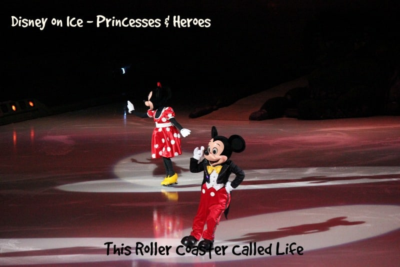 Disney On Ice ~ Princesses & Heroes  @DisneyOnIce