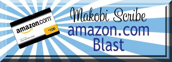 Amazon Gift Card Giveaway Blast