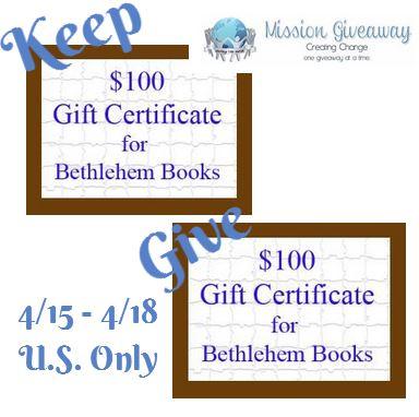Win with Bethlehem Books