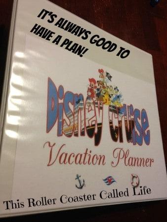 Disney Cruise Line Planner