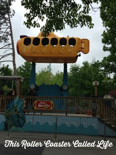 Knoebel's Crazy Submarine