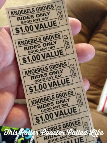 Knoebel's Tickets