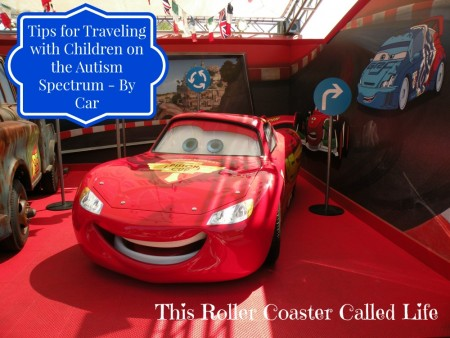 Tips for Traveling with Children on the Autism Spectrum – By Car