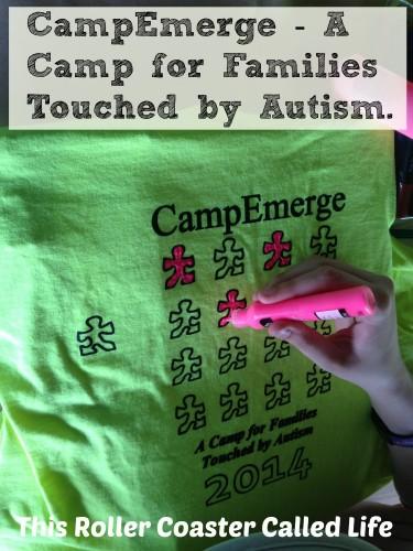 CampEmerge at Camp Victory