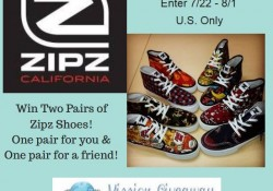 Zipz Shoes Prize MG