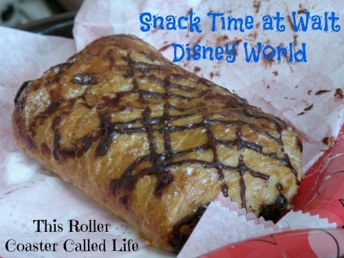 Walt Disney World Snacks