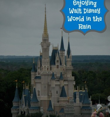 5 Tips for Enjoying Walt Disney World in the Rain