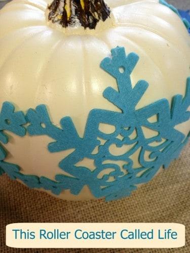 Frozen Pumpkin 2