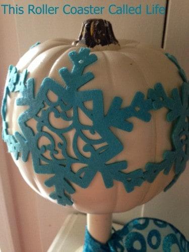 Frozen Pumpkin 3