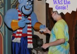 Meeting the Genie