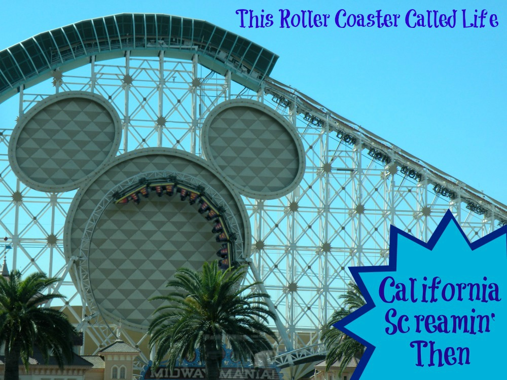 Disney California Adventure Park California Screamin This
