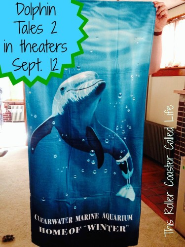 Dolphin Tales 2 in Theaters on September 12