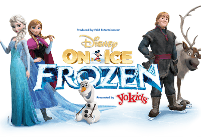 Would You Like to Go See Frozen – Disney On Ice?