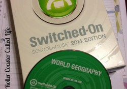 Switched On Schoolhouse World Geography #homeschool #curriculum #geography