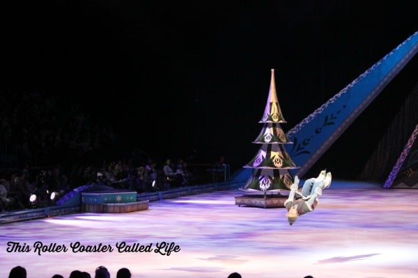 Disney On Ice Kristoff Flip