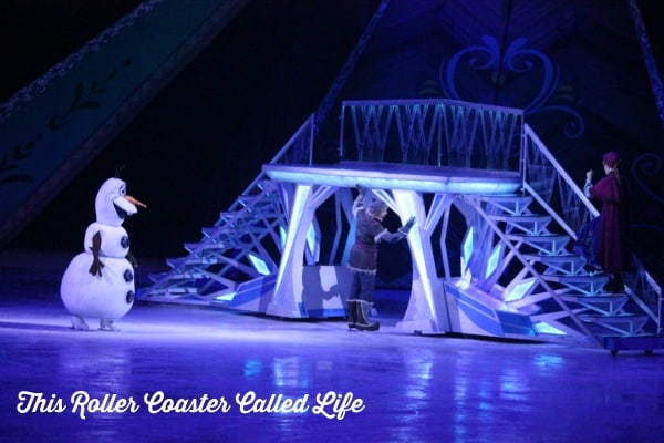 Disney On Ice Olaf