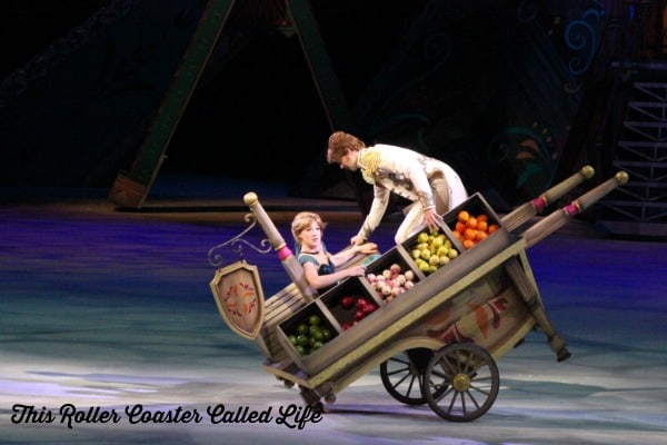 Disney On Ice You're Gorgeous
