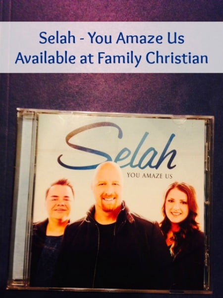 WIN a Selah You Amaze Us CD