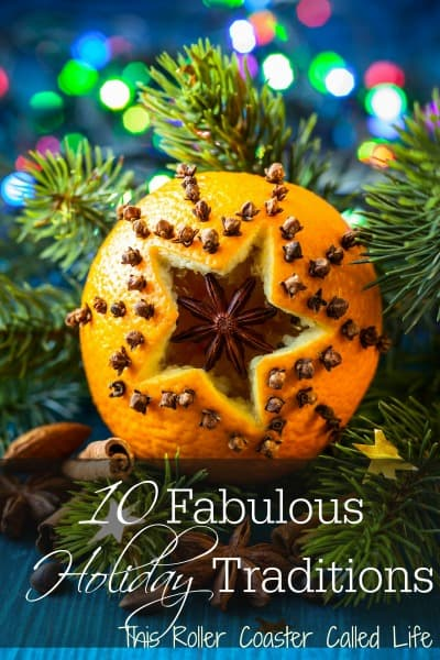 10 Fabulous Holiday Traditions